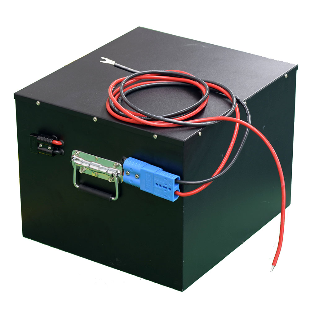 72V 100Ah lifepo4 car battery