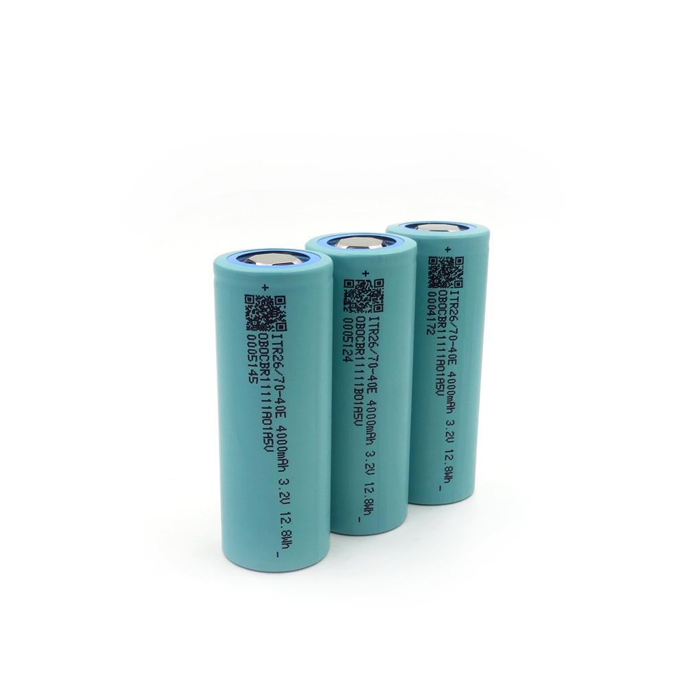SL-ITR26/70-40E 4000mAh 3.2V 12.8Wh