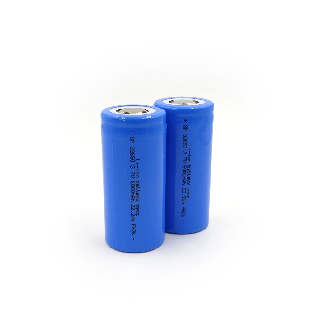 SL32650-3.7V6000mA Lithium ion power battery,PVC colors are available: red, green, blue, pink, gray, black, white