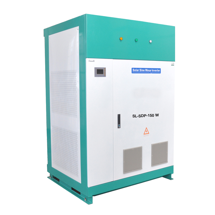 SL-SDP-150KW Solar photovoltaic pure sine wave power frequency off-grid inverter