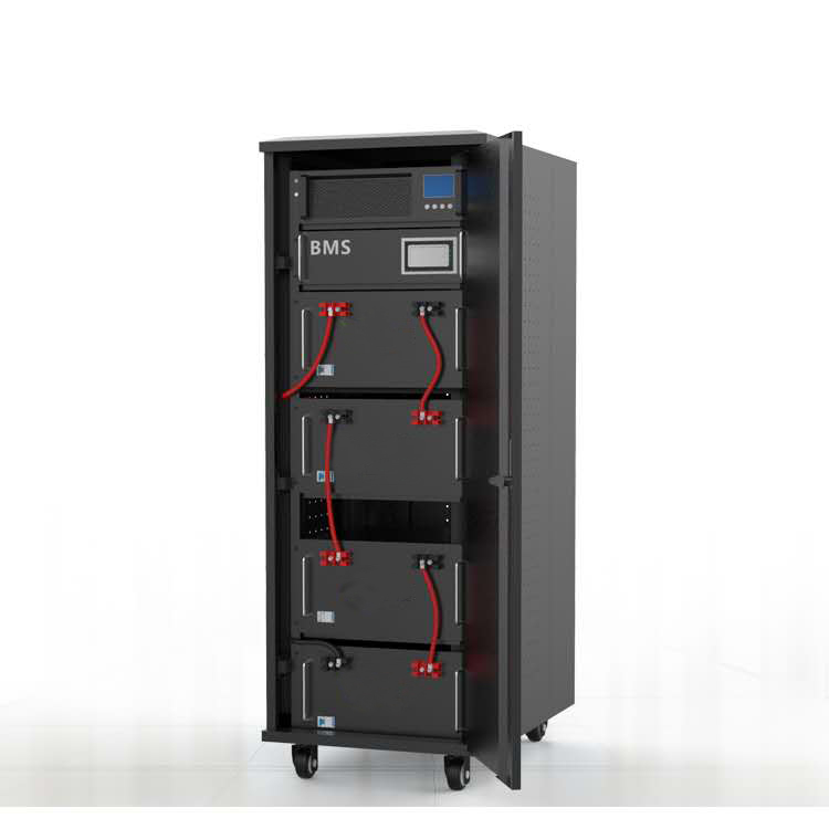 SL-DD192V100AH Lithium iron phosphate battery pack ,Including cabinet and inverter,Cycle life 1500 times
