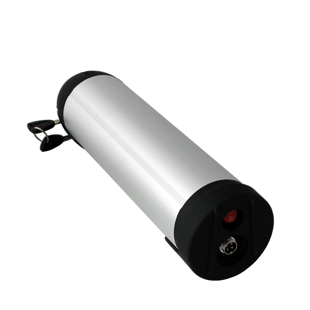 36V 15A water bottle rechargeable lithium ion battery pack