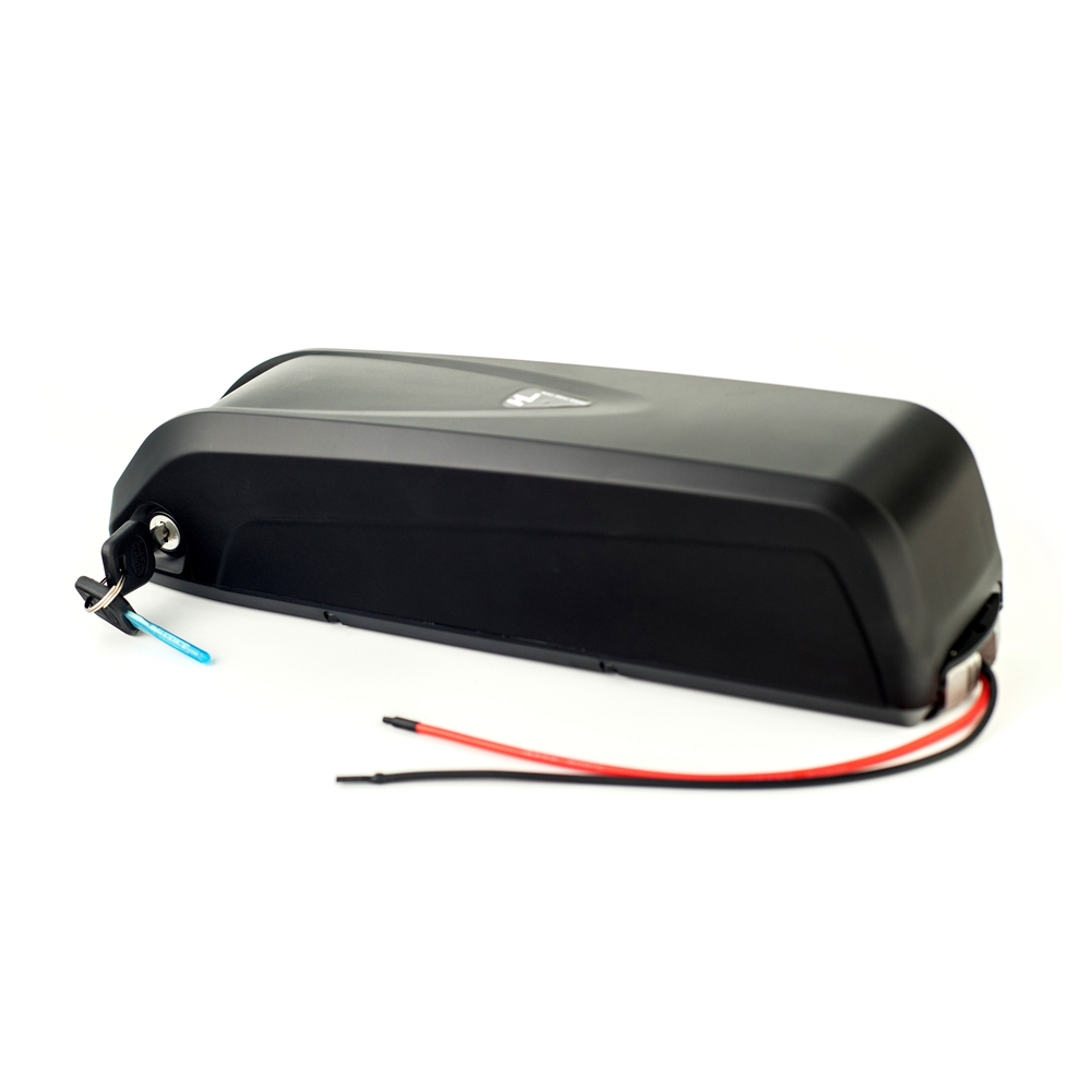 Hailong type 36V 12Ah downtube ebike battery